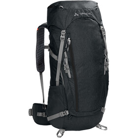 VAUDE Asymmetric 42+8 Backpack black